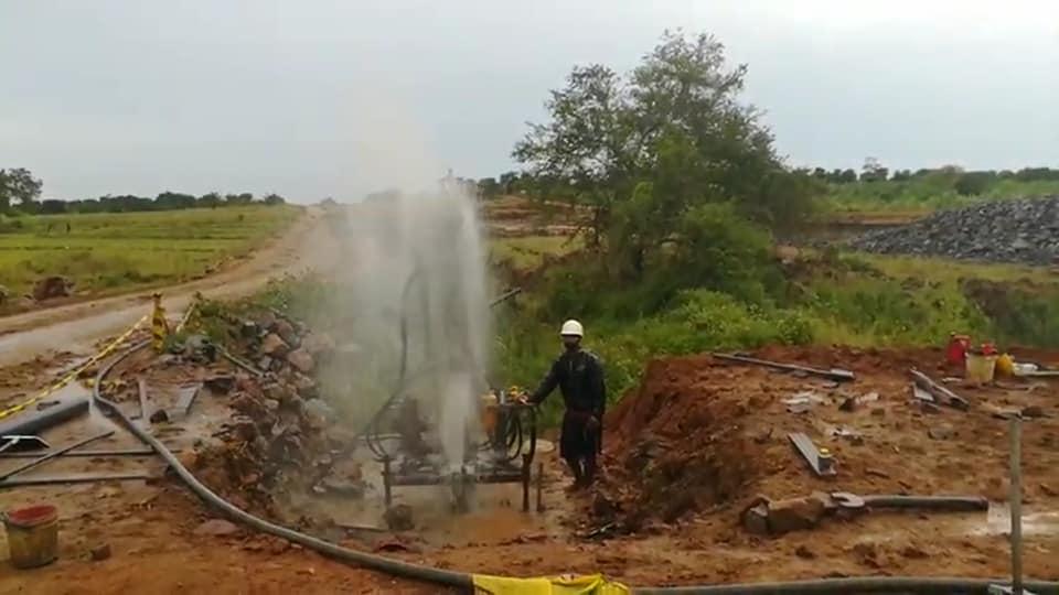 Concrete piling Sri Lanka