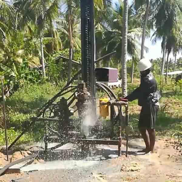 Tube Well constructors Sri Lanka